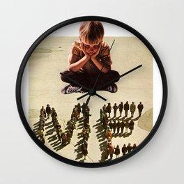 ME Wall Clock