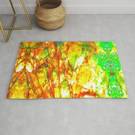 Sunset Ammolite Rug