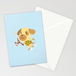 Animal Crossing Goldie Stationery Cards
