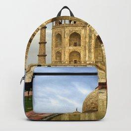 World Famous Romantic Fairytale Castle Asia UHD Backpack