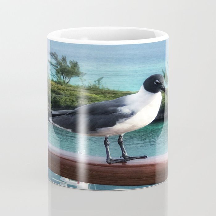 The Pigeon of Nassau Coffee Mug