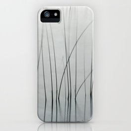 Harmonia iii - Soft Grasses and Calm Water iPhone Case