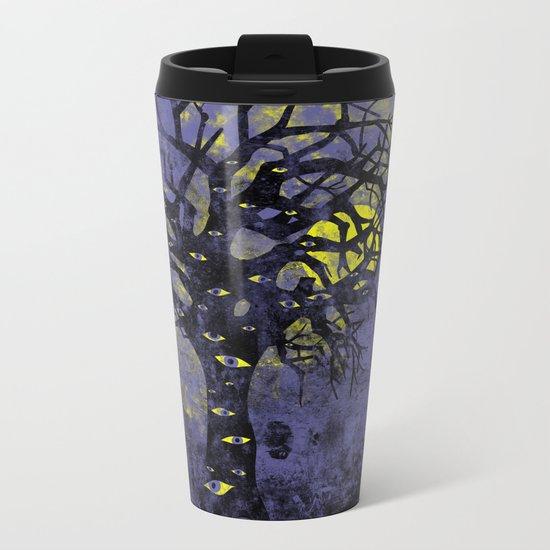The Vision Tree Metal Travel Mug
