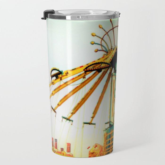 The Yo-Yo Travel Mug