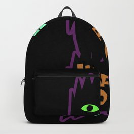 Ghost Halloween Costume Backpack