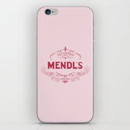 MENDL'S iPhone Skin