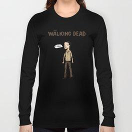 Coral Long Sleeve T-shirt
