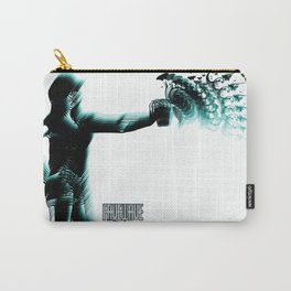 Butterflies in writing Carry-All Pouch