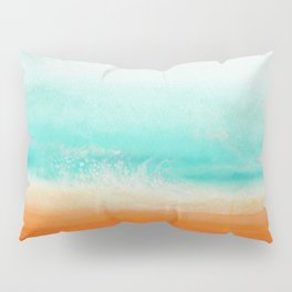 Waves and memories 02 Pillow Sham