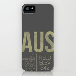 AUS iPhone Case