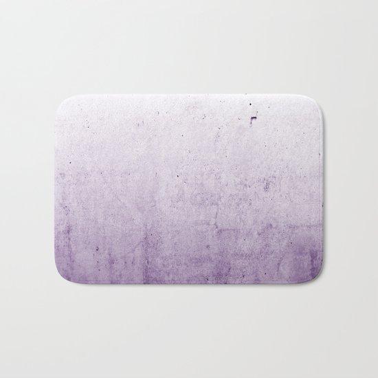Radiant Orchid Purple Ombre  Bath Mat