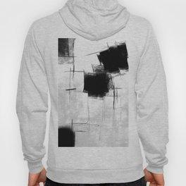 Black and white theme #104 Hoody