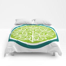 Nature symbol Comforters