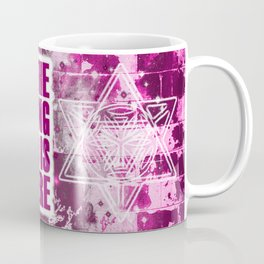 The Beginning is Here Coffee Mug