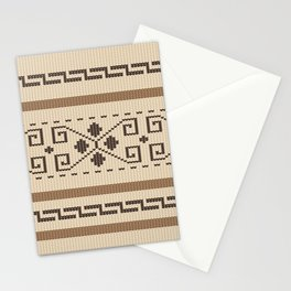 Dude Sweater Stationery Cards