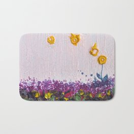 .seedling fields. Bath Mat