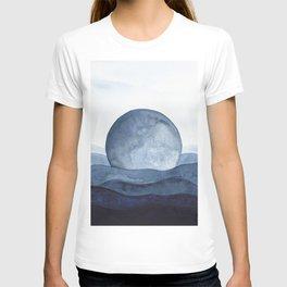 Moon Landscape T-shirt