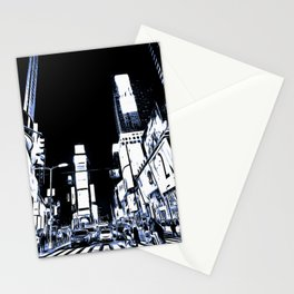Times Square Art Stationery Cards