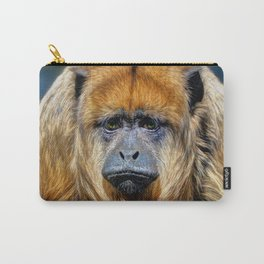 Howler Monkey Carry-All Pouch