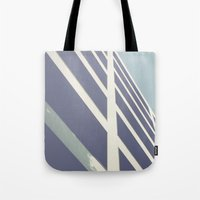 building Tote Bags featuring building by dv7600