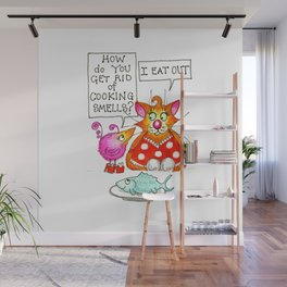 Always Eat Out Wall Mural