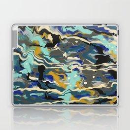Marble Saudade Laptop & iPad Skin