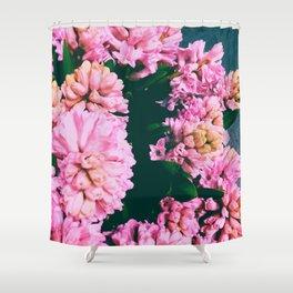 Pink Flora 1.2 Shower Curtain