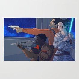 Star Destroyer Rug
