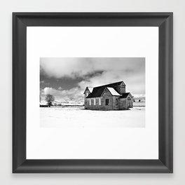 Ovid Idaho Framed Art Print