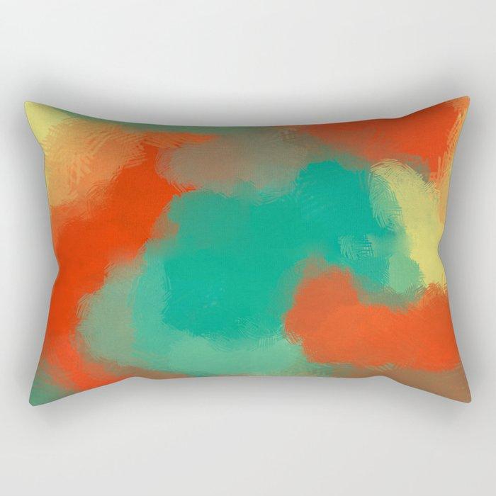 Tropicool Rectangular Pillow