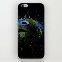 leo iPhone & iPod Skins featuring Leo by Arian Noveir