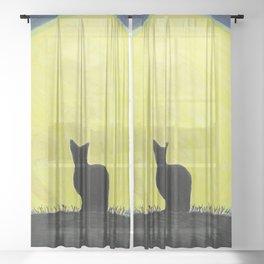 Salem Sheer Curtain