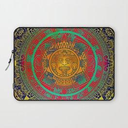 Aztec Sun God Laptop Sleeve