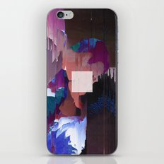 Not a Glitch in Society  iPhone & iPod Skin