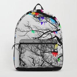 The Wishing Tree II, Color Bleed Backpack