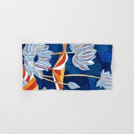 Bold Botanical Hand & Bath Towel