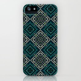 Ethnic Patterns iPhone Case