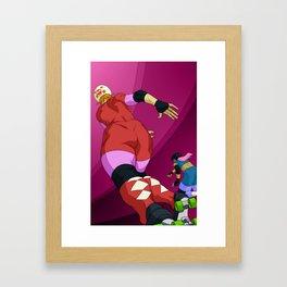 Derby Girls 03 Framed Art Print