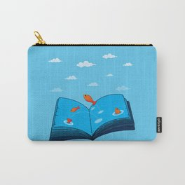Sea of wisdom Carry-All Pouch
