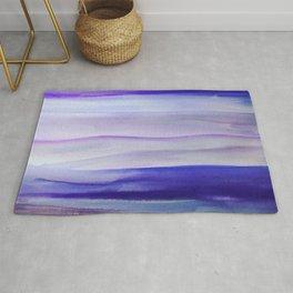 Purple Mountains' Majesty Rug