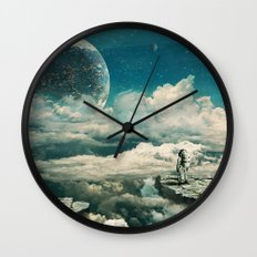 The explorer Wall Clock