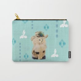southwest kitty Carry-All Pouch