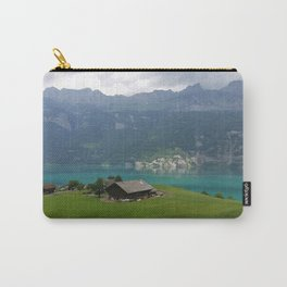 Switzerland Dreams Carry-All Pouch