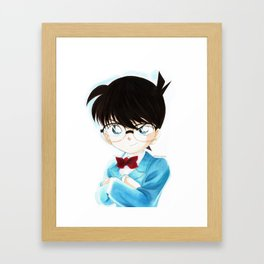 Conan Framed Art Print