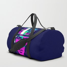 mnemonic_data_overload_ Duffle Bag