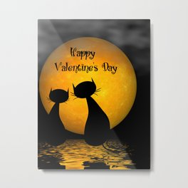 Valentine's Day -1- Metal Print