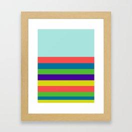 Minimalist Pixar UP Poster Framed Art Print