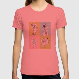 4 Little Animals T-shirt