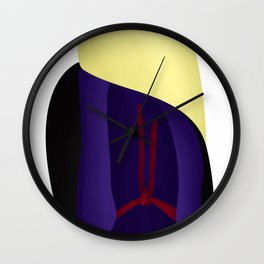 Snow White & The Queen Wall Clock