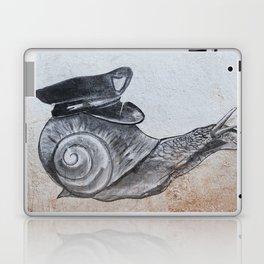 Snails Pace Laptop & iPad Skin